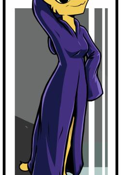 - PREQUEL / The adventures of Katia Managan - Prequel comic