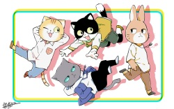 Hataraku Onii-san! / Working Buddies!