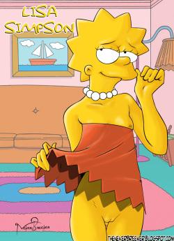 Simpsons hentai lisa Lisa Simpson