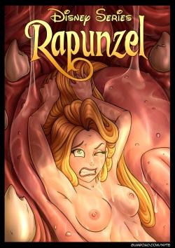 Rapunzel hentai