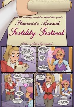 Plumera's Annual Fertility Festival WIP