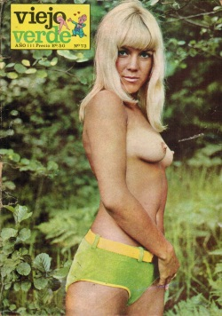 Revista Viejo Verde N°73