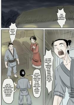 Jiangshi Musume Chapter 2