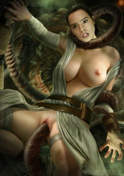 Rey & The Rathtar