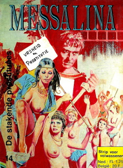 Messalina 14 - De stakende prostituees