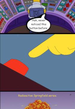 Radioactive Springfield